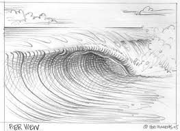 best 25 wave drawing ideas on pinterest drawings circle