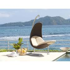 Outdoor Hanging Lounge Chair Outdoor Pod Furniture