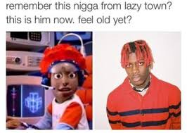 Lazy Town Meme - lazytown rising in popularity perhaps nostalgia memes are the