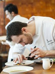 chef de cuisine chef de cuisine adin langille at junoon nyc looks as as it