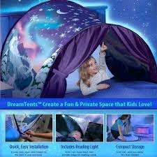 bed tent with light bed tent with light dream tents pop up tent winter wonderland twin