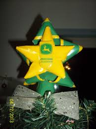 deere tree topper bows 100 duct made by me a