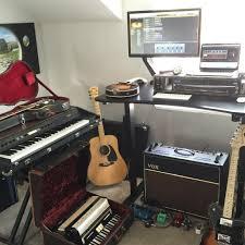 omnirax presto 4 studio desk pictures how to home recording studio home remodeling inspirations