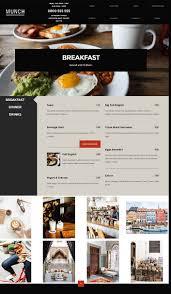 site de cuisine italienne cuisine munch un thã me pour site web de recettes de