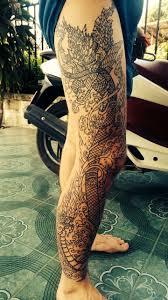 naga tattoo thailand thai style tattoo by mate at shadow tattoo chiang mai thailand naga