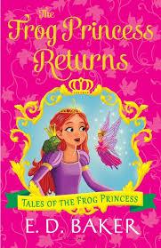 frog princess returns tales frog princess baker