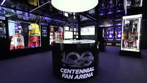 nhl centennial fan arena centennial fan arena june 2 3 nhl com