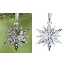 swarovski 2011 annual edition ornament 1092037 decor swarovski
