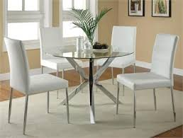 Best  Glass Dining Table Set Ideas Only On Pinterest Glass - Contemporary glass dining table and chairs