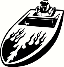 speed boat coloring pages speed boat speed boatcoloringpages