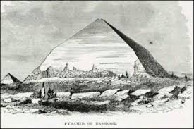 bent pyramid for kids