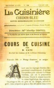 cours de cuisine cordon bleu l école le cordon bleu histoire de 120 ans d enseignement