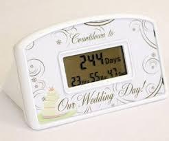 wedding countdown for wedding countdown clock