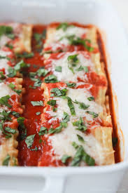 light and easy dinner ideas spinach lasagna rolls easy healthy recipes using real ingredients