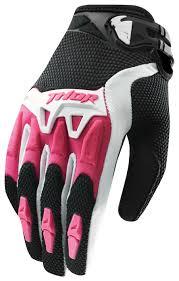 womens motocross gear thor spectrum women u0027s gloves revzilla