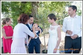 mariage alizee aude michael et leur fille alizée mariage et baptême dans le lot