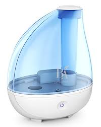 mist humidifier air ultrasonic humidifiers aroma essential amazon com bel air naturals cool mist humidifier night light