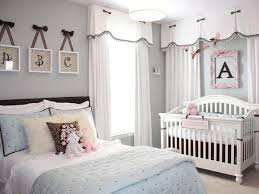 bedroom wall ornament bed cot baby matress curtains glass window