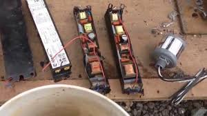 mbmmllc scrapping recycling light ballasts for copper