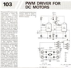 brushless dc motor speed control circuit design juanribon com