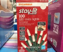 ge led icicle lights costco sylvania lights costco www lightneasy net