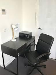 Gumtree Desk Melbourne Leather Furn Computer Desk Comp Chair 5 Art Work Desks