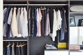 clothes cupboard closet hacks how to properly store your clothes