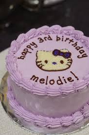 hello birthday cakes i heart baking purple hello birthday cake