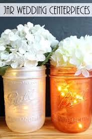 jar centerpieces for baby shower jar centerpieces jar centerpiece tray home decor
