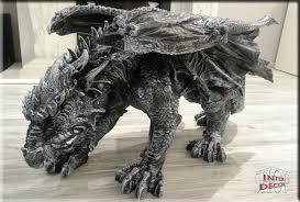 Wohnzimmertisch K N Designer Couchtisch Dragon Gothic Artdeco Wohnzimmertisch Tisch