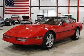 1990 chevy corvette 1990 chevrolet corvette classics for sale classics on autotrader