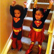 The Incredibles Family Halloween Costumes by Celebrity Kid Costumes Celebrity Children Dressed Up For Halloween