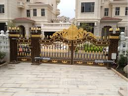 durable house iron gates model buy iron gates model house iron