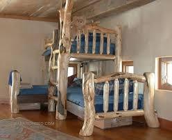 Bunk Beds Pine Built In Bunk Beds Awesome Pine And Fir Custom Bunk