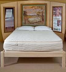 wood beds organic mattress store