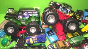 monster trucks videos best preschool learning videos for kids learn colors and counting