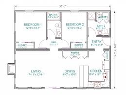 Open Floor Plan Ranch Style Homes Open Floor Plan Ranch Ahscgs Com