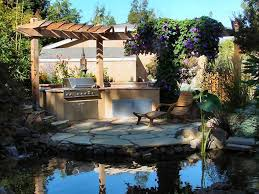 Backyard Pond Images The Perfect Place For A Pond Hgtv