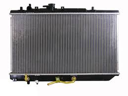 ford festiva radiator 94 01 wb wd wf new with cap