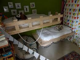 some tips for suspended bed design for modern home design bedroom