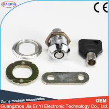 cabinet keyed cam lock double key cabinet 30mm round head cam lock in locks from home