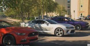 dodge challenger vs mustang gt dodge dpccars page 12