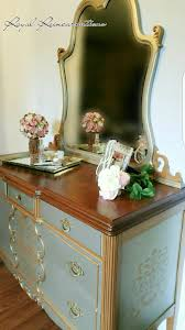 gold dresser 1930 champagne gold dresser and mirror general finishes 2017