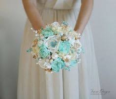 wedding bouquets with seashells seashell bouquet light pink and silver seashell wedding bouquet