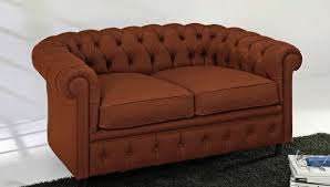 canap chesterfield cuir convertible canapé convertible chesterfield en cuir 3 places mini