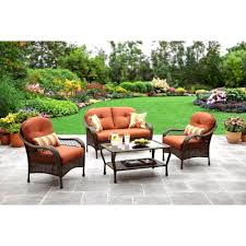charming wilson fisher wicker patio atio furniture impressive on