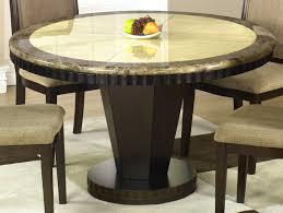 Spanish Dining Room Furniture Glass Round Dining Table For 6 Intended For Glass Round Dining