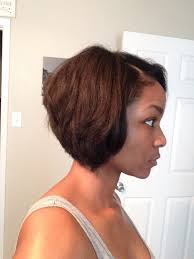 african american short bob hairstyles back of head best 25 short african american hairstyles ideas on pinterest