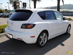 mazda 3 van 2005 rally white mazda mazda3 s hatchback 26258918 photo 3
