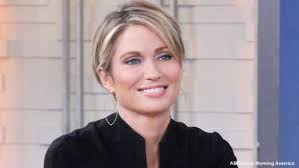 how to cut your hair like amy robach gma s amy robach cuts hair before losing it to chemo inside edition
